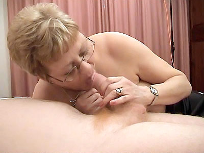 Kay is one filthy grandma that craves for a cock and she will stop at nothing to get her fix She came to us and got herself a grateful stunt cock She goes right to work mouthing his dick and opens her fat mature thighs wide to have it mounted in her cunt